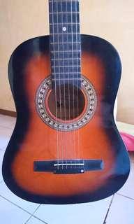 Jasmine JG-34 EQ2 Mini Acoustic Electric Guitar