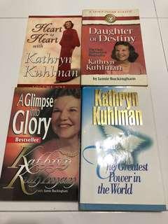Christian Books - Kathryn Kuhlman - Holy Spirit
