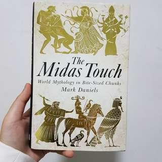 The Midas Touch (World Mythology) by Mark Daniels