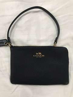 Coach wristlet- Authentic!