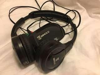 家用無線Headphones