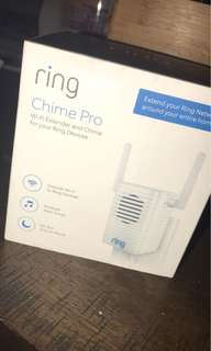 CHIME PRO RING HOME SECURITY