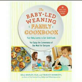 Ebook The Baby-Led Weaning Family Cookbook