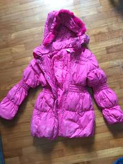 Winter Jacket For Girls $55