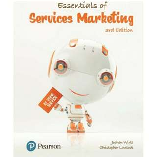 Essentials of Services Marketing, Global 3rd Edition eBook
