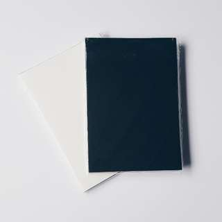 [FREE 📫] A6 Grid Notebook [LEFT WHITE]