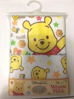 迪士尼Disney小熊維尼Winnie the Pooh 純棉短袖連體衣 夾衣