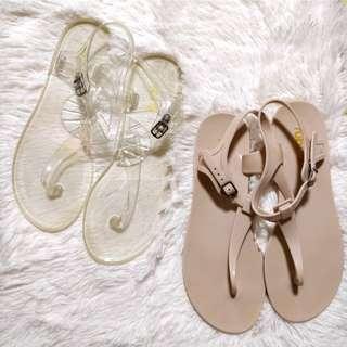 B1G1 Rubi Jelly Sandals