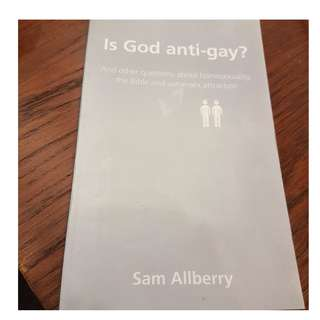 C190 BOOK - IS GOD ANTI-GAY?