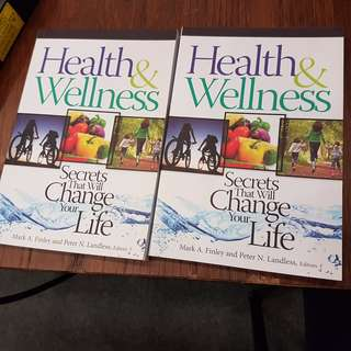 C192 BOOK - HEALTH&WELLNESS