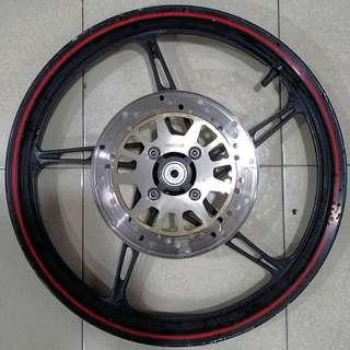 Yamaha Original Front Rim LC 135