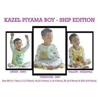 KAZEL PIYAMA BOY SHIP