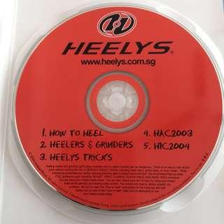 Heelys Training Dvd
