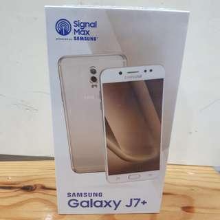 Samsung J7+ Dijual Kredit Murah