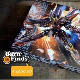 Bandai Gundam Blitz 1/100 Master Grade
