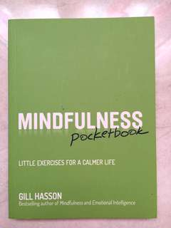 Mindfulness Pocket book
