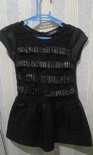 Next girl dress with sequins