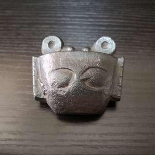 Cast iron Crab figure