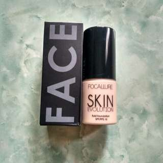 Focallure Foundation #01