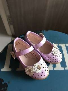 Ballet style full cover baby flats