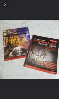 History Textbooks & Guide Book