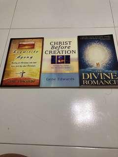 Christian Books - Gene Edwards
