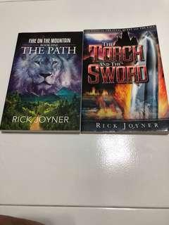 Christian Books - Ricky Joyner