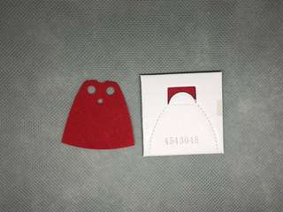 Lego red cape