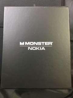 MONSTER x NOKIA HD Headset