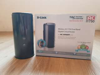 Dlink Wireless AC1750 Dual Band Gigabit Cloud Router DIR 868L