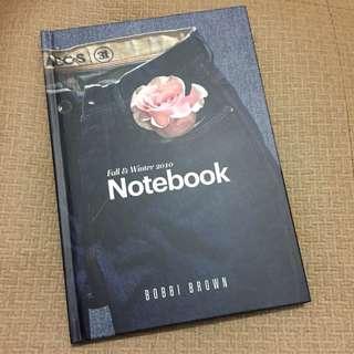 Bobbi Brown 2010 Notebook