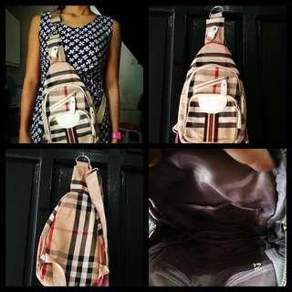 Burberry Inspired Body Bag(Repriced)