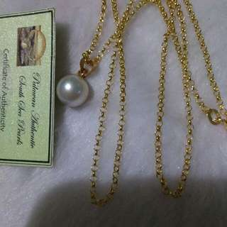 Authentic Pawnable South Sea Pearl