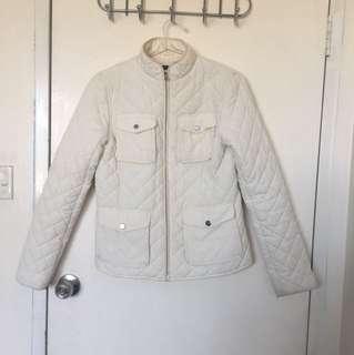 White Ralph Lauren jacket