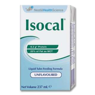 Isocal Liquid Tube Feeding Formula (Carton of 24)