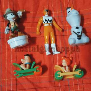 Toys (lot) assorted