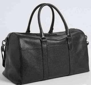 Genuine Leather Travel Bag (Marks & Spencer)