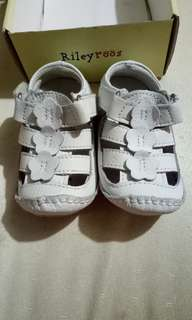 Riley Roos baby shoes