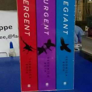 Divergent trilogy sealed