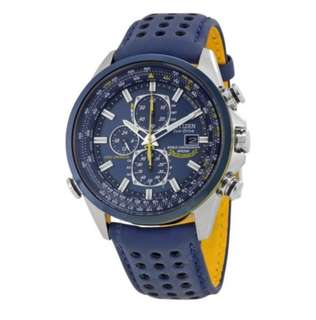 Citizen Eco-drive H800 Atomic Timekeeping Radio Controlled