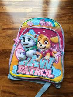 Paw Patrol school bag (Everest, Skye)