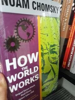 Buku HOW THE WORLD WORKS