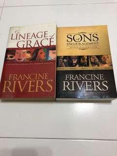 Christian Books - Francine Rivers