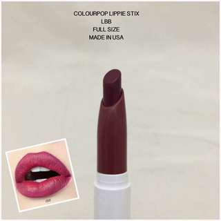 Colourpop Lippie Stix LBB