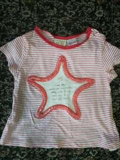 Zara Tshirt for girls