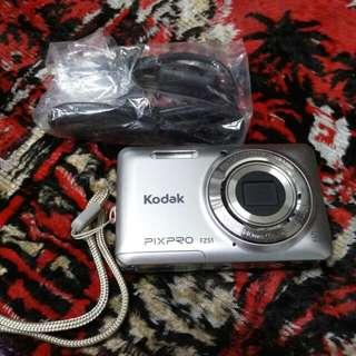 Kodak PIXPRO FZ51 16.2MP Digital Camera - Silver