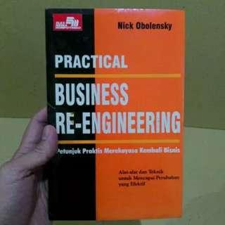 Buku Practical Business Re - Engineering