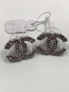 Chanel Earrings 罕有寶石款全新購自巴黎