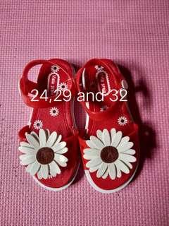 👟kids rubber sandals