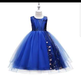 Princess Dress (10 to 11 years old)